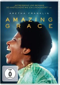 Aretha Franklin Amazing Grace DVD