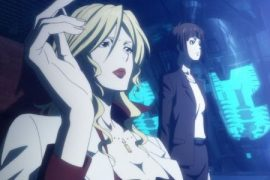 Psycho Pass Sinners of the System