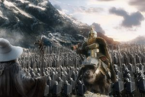 Der Hobbit Die Schlacht der fünf Heere The Battle of the Five Armies