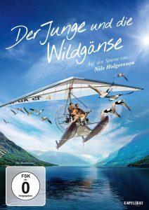 Der Junge und die Wildgaense DVD