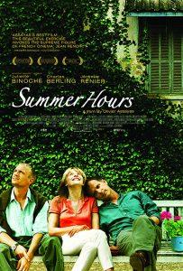 Ende des Sommers Summer Hours L'heure d'été