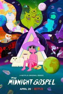 Enthüllungen zu Mitternacht The Midnight Gospel Netflix