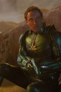 Jude Law Captain Marvel