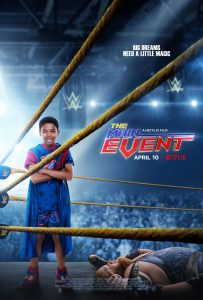 Mein WWE Main Event Netflix
