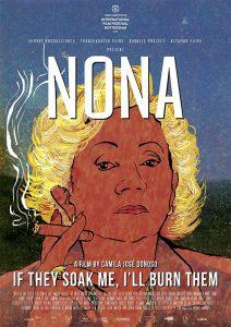 Nona If They Soak Me Ill Burn Them Si me mojan, yo los quemo