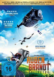 Ruben Brandt Collector DVD