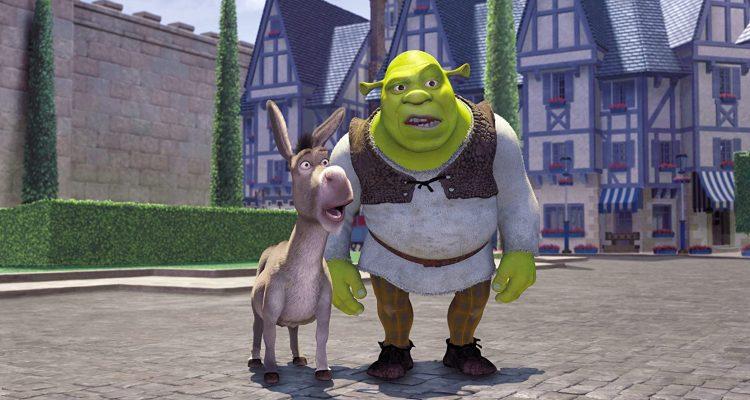 Shrek Der tollkühne Held