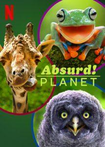 Verrückter Planet Absurd Netflix