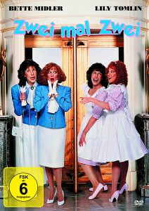 Zwei mal Zwei Big Business Bette Midler Lily Tomlin