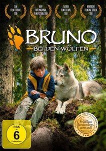 Bruno bei den Woelfen