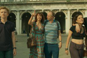 Der Sommer mit Pauline Venise nest pas en Italie