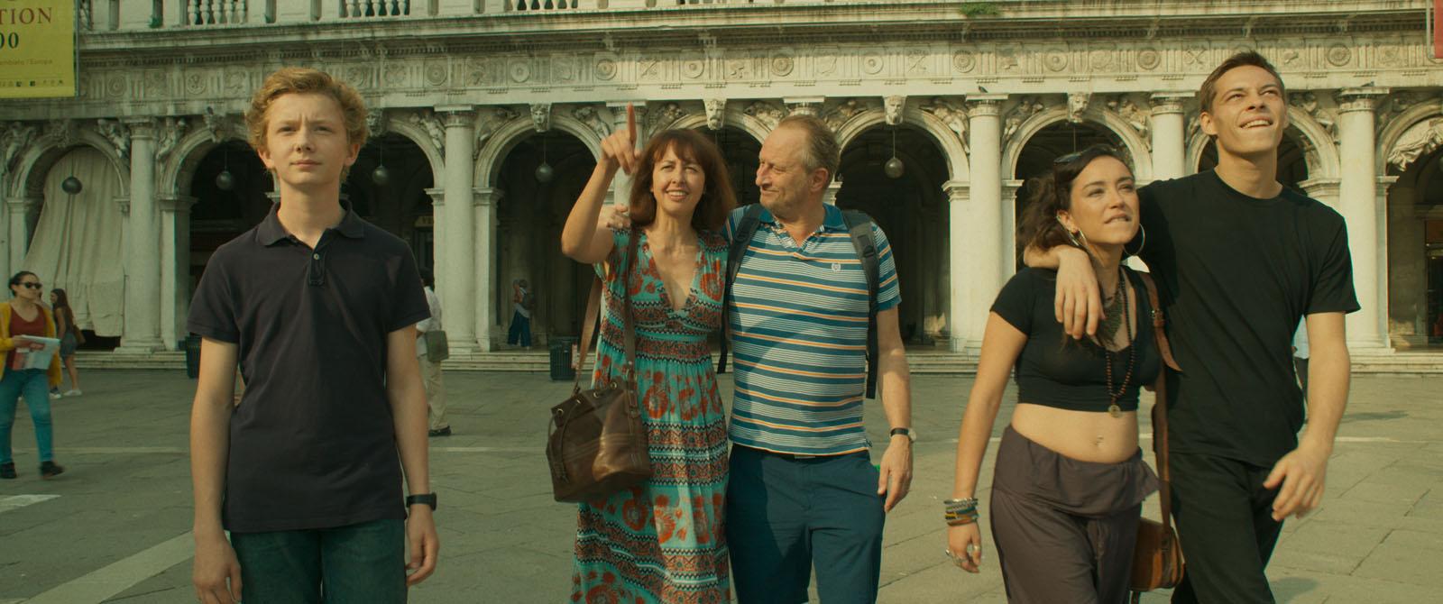 Sommer Mit Pauline Film