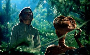 ET Der Außerirdische the Extra-Terrestrial