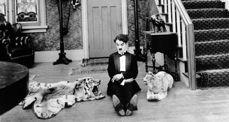 One A.M. Ein Uhr nachts Charlie Chaplin