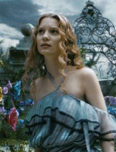 Mia Wasikowska Alice im Wunderland
