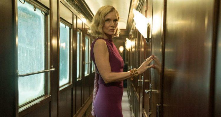 Michelle Pfeiffer Mord im orient-Express