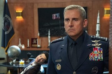 Steve Carell Space Force Netflix