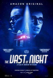 The Vast of Night Die Weite der Nacht Amazon prime Video