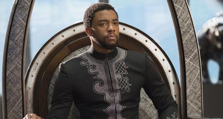 Chadwick Bosemann Black Panther