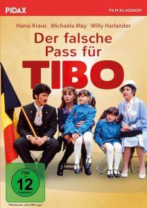 Der falsche Pass für Tibo