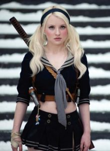 Emily Browning Sucker Punch
