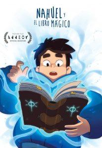 Nahuel and the Magic Book