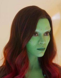 Zoe Saldana Guardians of the Galaxy