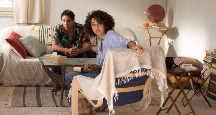 Auf der Couch in Tunis Un divan à Tunis