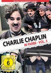 Charlie Chaplin Farbe Vol 3