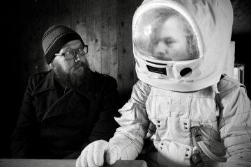 Dreiviertelblut Weltraumtouristen