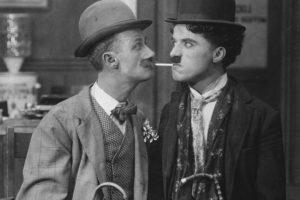 His New Job Charlie Chaplin