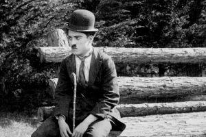 In the Park Charlie Chaplin
