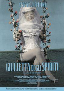 Julia und die Geister Giulietta degli spiriti