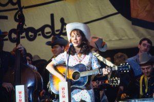 Nashville Lady Coal Miner's Daughter Loretta Lynn