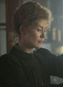 Rosamund Pike Marie Curie
