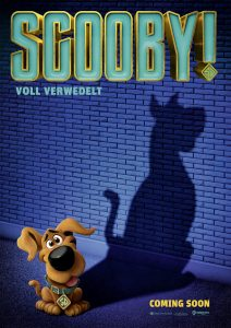 Scooby Voll verwedelt