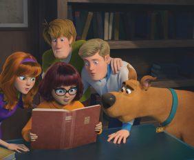 Scooby Voll verwedelt
