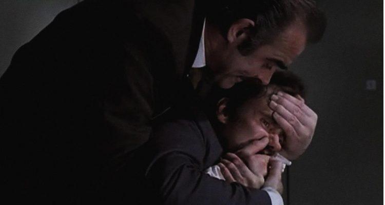 Sein Leben in meiner Gewalt The Offence Sean Connery