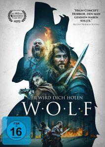 Wolf Er wird dich holen