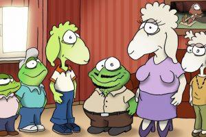 Das gruene Schaf