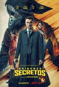 Geheime Anfänge Orígenes secretos Unknown Origins Netflix