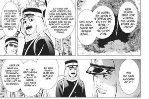 Golden Kamuy Band 2 Manga Comic