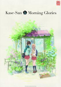 Kase San and Morning Glories