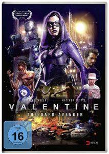 Valentine The Dark Avenger