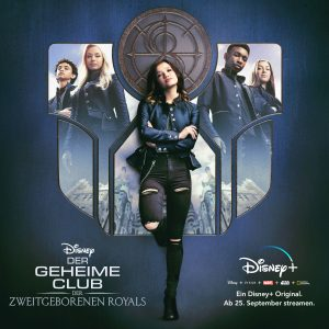 Secret Society of Second-Born Royals Disney+ Der geheime Club der zweitgeborenen Royals