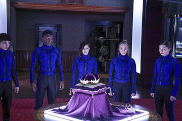 Secret Society of Second-Born Royals Disney+ Der geheime Club der zweitgeborenen Royals