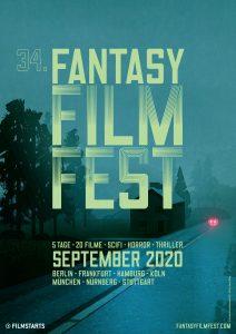 Fantasy Filmfest 2020 Poster