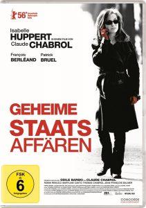 Geheime Staatsaffären L'Ivresse du pouvoir Isabelle Huppert