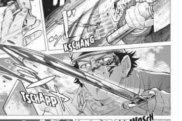 Golden Kamuy Band 4 Comic Manga