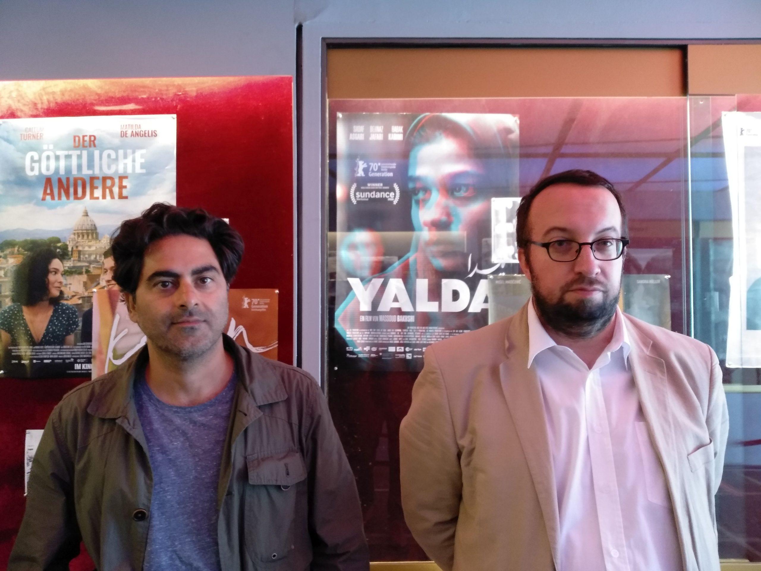 Interview Massoud Bakshi Rouven Linnarz